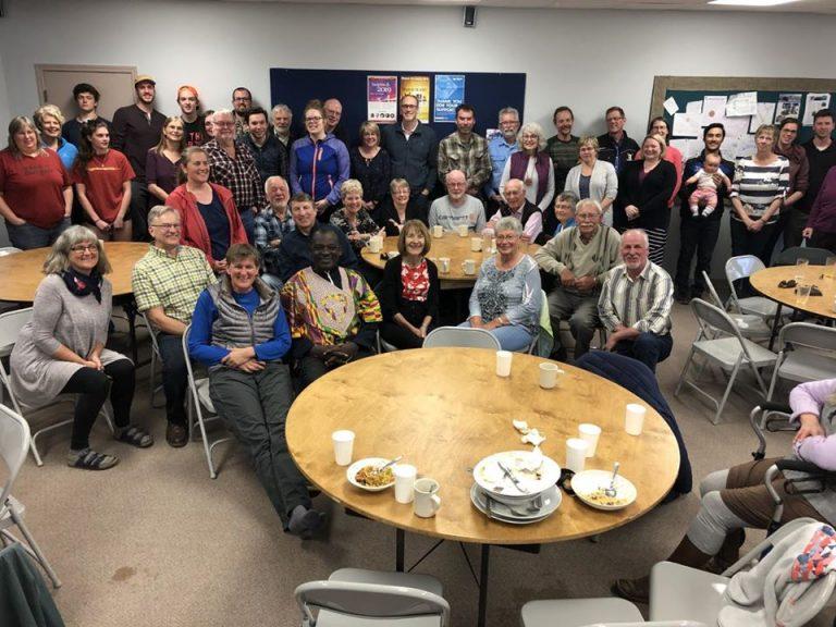 Rev. Bahago visit April 4 2019
